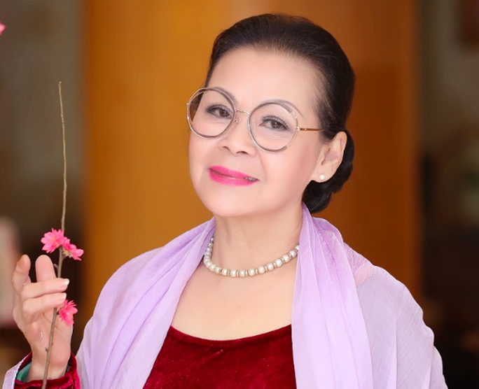 Ca sĩ Khánh Ly: Với 10 bài hát của Trịnh Công Sơn, tôi nuôi được cả gia đình - Ảnh 1.