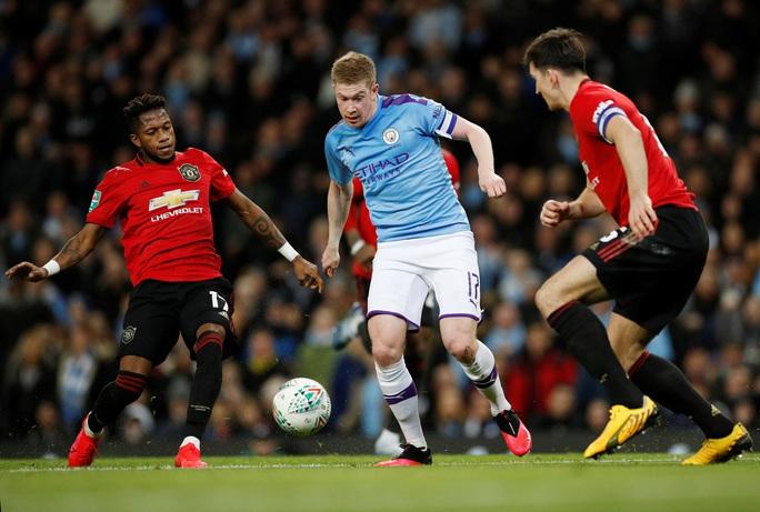 Thắng đại chiến ở Etihad, Man United vẫn vuột vé chung kết League Cup - Ảnh 2.