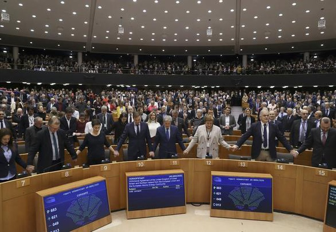 Brexit: EU - Anh chính thức đường ai nấy đi - Ảnh 2.