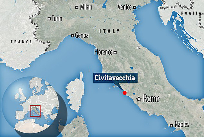7,000 người bị cách ly trên tàu vì cặp đôi nghi nhiễm virus corona   - Ảnh 7.