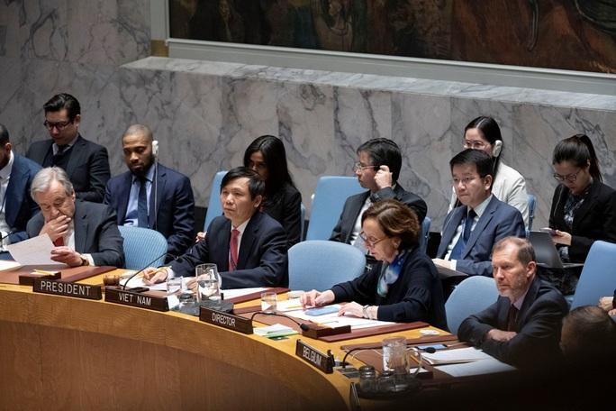 Việt Nam chủ trì cuộc họp đầu tiên về hợp tác giữa Liên Hiệp Quốc và ASEAN - Ảnh 1.