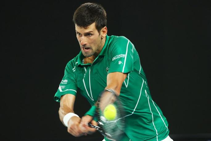 Clip Federer tan tành trước Djokovic - Ảnh 3.