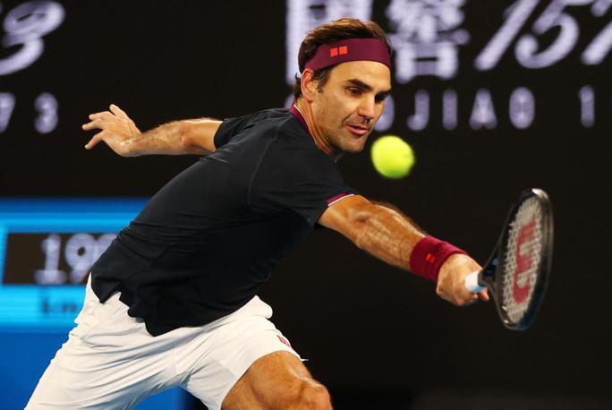 Clip Federer tan tành trước Djokovic - Ảnh 2.
