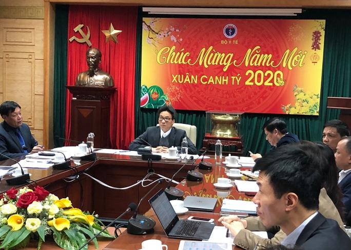 Điều động ông Nguyễn Thanh Long, Phó trưởng Ban Tuyên giáo trung ương làm Thứ trưởng Bộ Y tế - Ảnh 1.