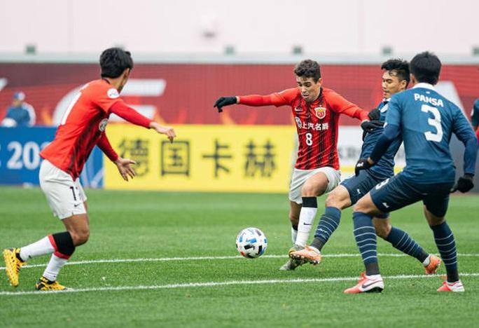 Đại dịch Corona hoành hành, bóng đá Trung Quốc và châu Á lao đao - Ảnh 2.