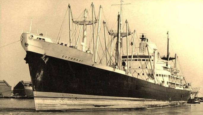Tìm thấy xác tàu ma sau 95 năm mất tích ở Tam giác quỷ Bermuda - Ảnh 1.