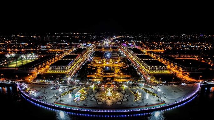 Hành trình xây dựng khu đô thị xanh giữa lòng thành phố biển Tây - Ảnh 3.