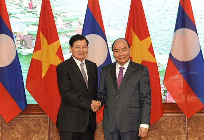Việt Nam - Lào ký kết 9 văn kiện hợp tác - Ảnh 1.