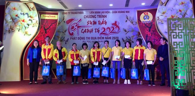 Hà Nội: 700 công nhân dự Tết sum vầy - Ảnh 1.