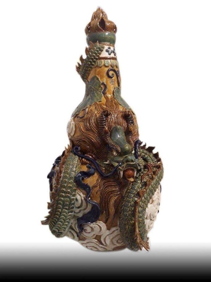 Ngắm bộ sưu tập gốm tại triển lãm Gốm Sài Gòn - Ảnh 15.