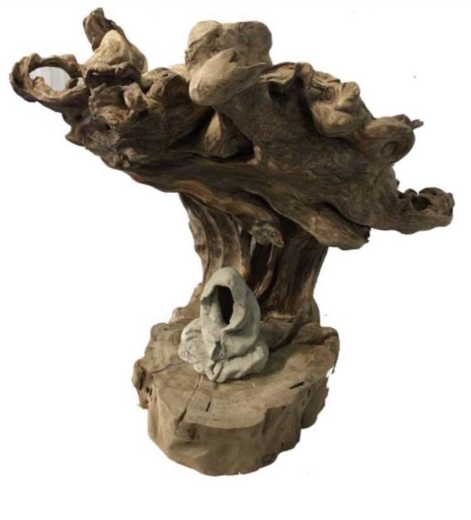 Ngắm bộ sưu tập gốm tại triển lãm Gốm Sài Gòn - Ảnh 10.
