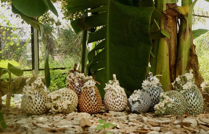 Ngắm bộ sưu tập gốm tại triển lãm Gốm Sài Gòn - Ảnh 3.