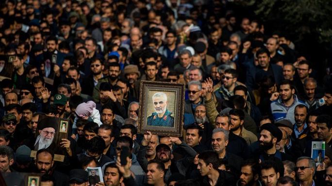 Sát hại tướng Soleimani xong, Tổng thống Trump xoa dịu Iran - Ảnh 3.