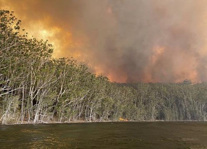 Gần 50 độ C, Úc trở thành nơi nóng nhất Trái đất  - Ảnh 3.
