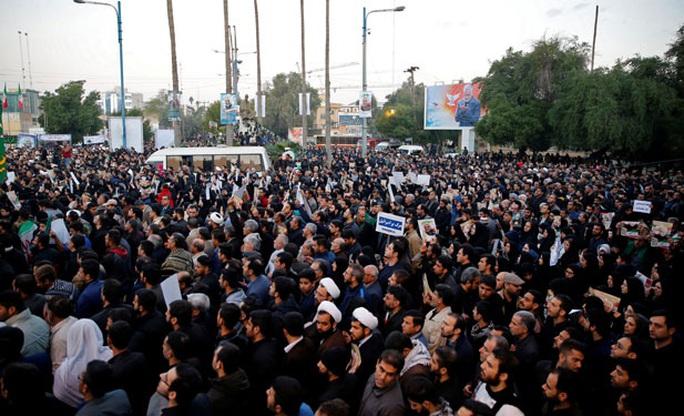 Tướng Soleimani bị sát hại: Mỹ sẵn sàng đón đòn trả đũa của Iran - Ảnh 1.