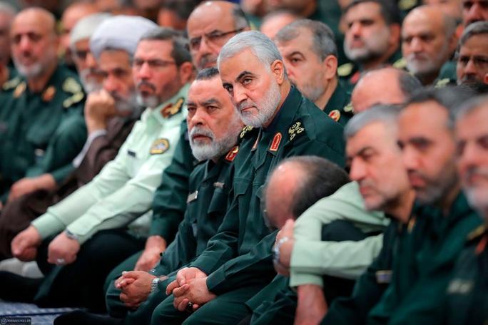 Tướng Soleimani: Mỹ ghét nhưng nể! - Ảnh 1.