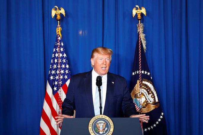 Iran dọa trả thù, ông Trump cảnh báo lạnh lùng - Ảnh 1.