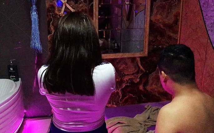 Nữ nhân viên massage cao thủ ở Hải Phòng - Ảnh 1.