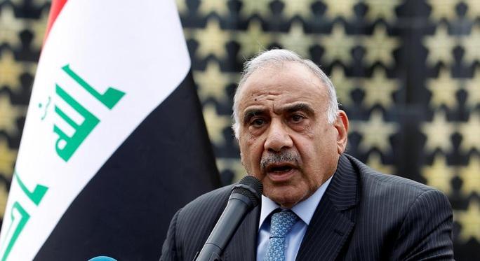 Quốc hội Iraq đòi trục xuất lính Mỹ sau vụ tướng Soleimani bị giết - Ảnh 1.