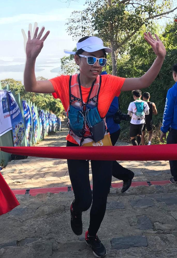 Chân chạy số 1 Việt Nam lên ngôi Nữ hoàng leo núi Bà Rá - Ảnh 5.