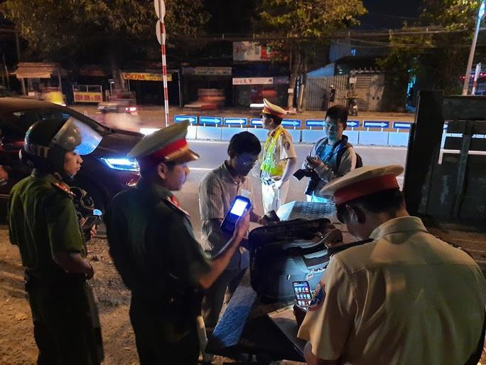 Hơn 50 CSGT Đồng Nai được điều chuyển về xã, huyện - Ảnh 1.