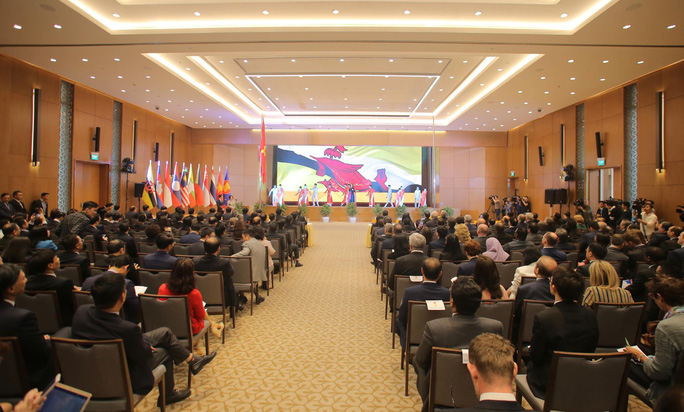 Thủ tướng chủ trì Lễ Khởi động Năm Chủ tịch ASEAN 2020 - Ảnh 5.