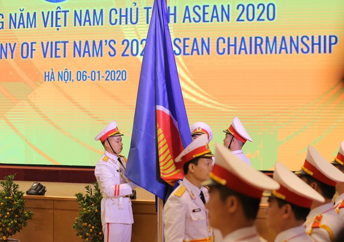 Thủ tướng chủ trì Lễ Khởi động Năm Chủ tịch ASEAN 2020 - Ảnh 4.
