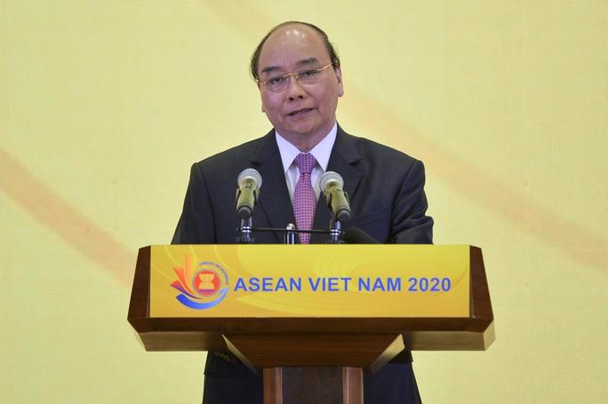 Thủ tướng chủ trì Lễ Khởi động Năm Chủ tịch ASEAN 2020 - Ảnh 8.