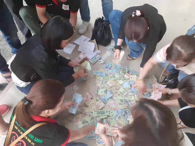 Góp được hơn 307 triệu đồng giúp gia đình sản phụ ở Hội An - Ảnh 2.
