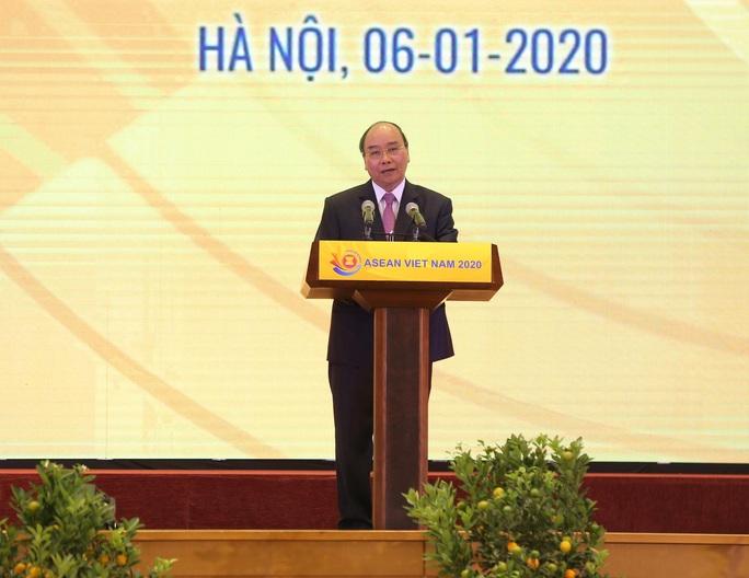 Thủ tướng chủ trì Lễ Khởi động Năm Chủ tịch ASEAN 2020 - Ảnh 9.