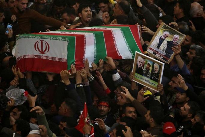 Tướng Soleimani: Mỹ ghét nhưng nể! - Ảnh 2.