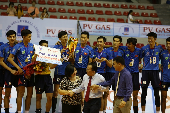 Tuyển bóng chuyền TP HCM giành chiến tích lịch sử - Ảnh 5.