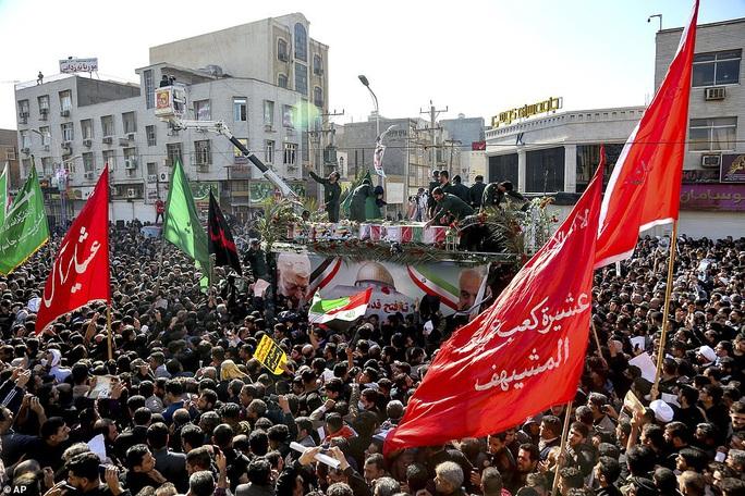 Mỹ: Tên lửa trên toàn lãnh thổ Iran có động thái bất thường - Ảnh 2.