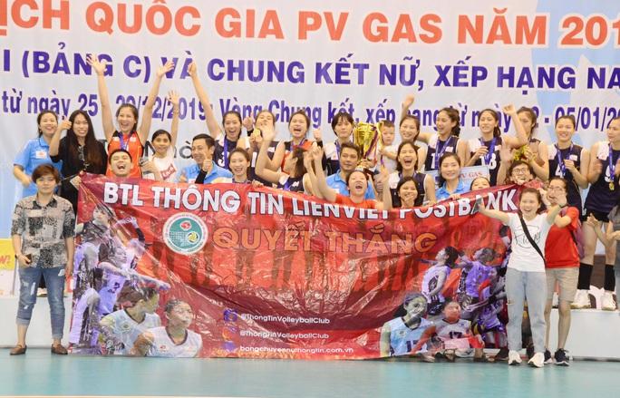 Tuyển bóng chuyền TP HCM giành chiến tích lịch sử - Ảnh 9.