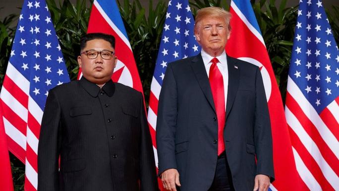 Bất ngờ tung đòn với Iran, Mỹ vờn Triều Tiên? - Ảnh 1.