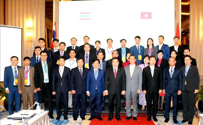 Việt Nam và Thái Lan hợp tác chống tội phạm ma túy  - Ảnh 1.