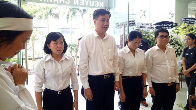 Nghệ sĩ Tú Trinh nhớ về đôi bông tai của vợ chồng Nguyễn Chánh Tín - Ảnh 5.