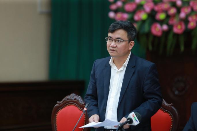 Vụ xẻ thịt đất rừng Sóc Sơn: Huyện nhận xử lý chậm, Hà Nội khen xử lý nghiêm túc cán bộ vi phạm - Ảnh 1.