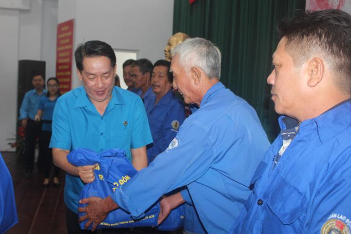 Động viên đoàn viên các nghiệp đoàn nhân dịp Tết nguyên đán - Ảnh 1.