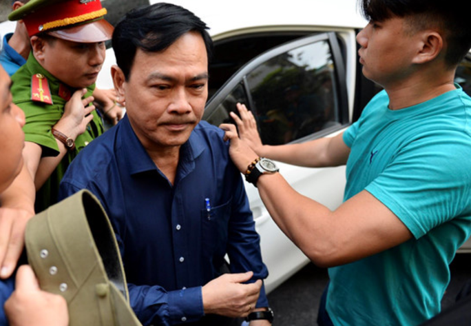 TAND quận Hải Châu ra quyết định thi hành án ông Nguyễn Hữu Linh - Ảnh 1.