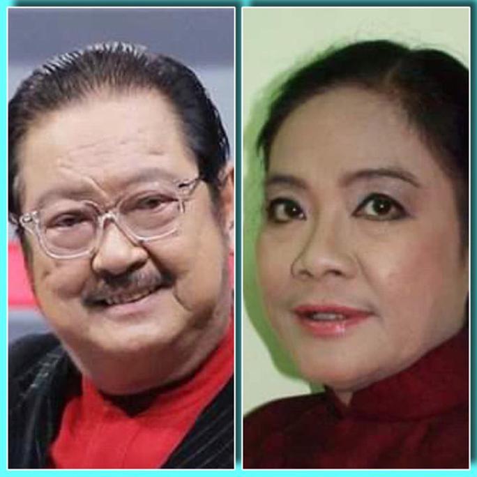 Nghệ sĩ Tú Trinh nhớ về đôi bông tai của vợ chồng Nguyễn Chánh Tín - Ảnh 1.