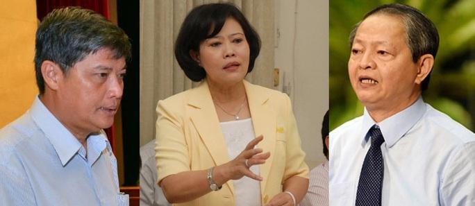 Xem xét kỷ luật một số cựu lãnh đạo TP HCM - Ảnh 2.