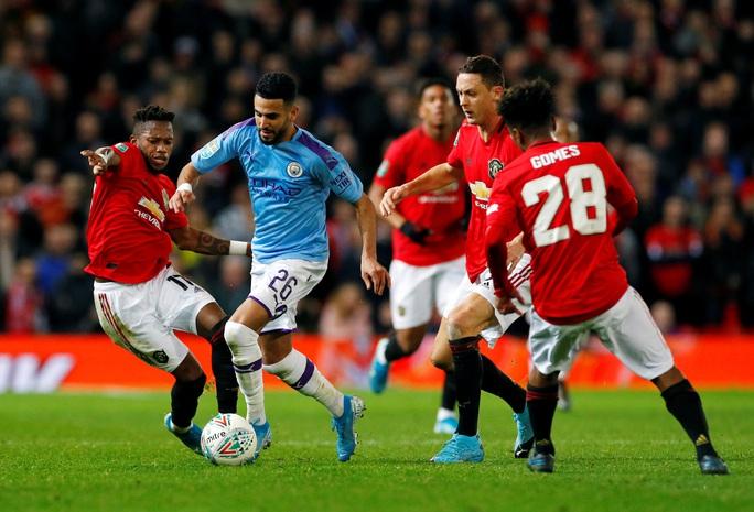 Đè bẹp Man United, Man City đặt chân vào chung kết League Cup - Ảnh 4.