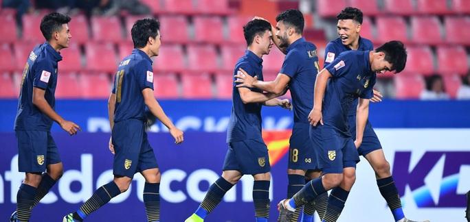 U23 Thái Lan khiến châu Á bất ngờ khi thắng Bahrain đến 5-0 - Ảnh 4.