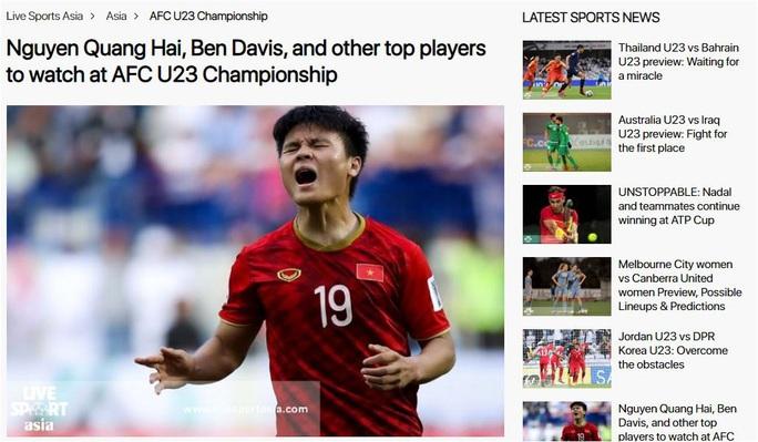 Quang Hải lọt danh sách đáng xem nhất tại VCK U23 châu Á 2020 - Ảnh 3.