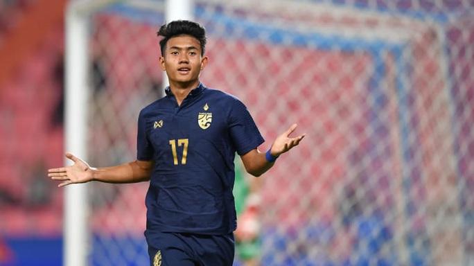 U23 Thái Lan khiến châu Á bất ngờ khi thắng Bahrain đến 5-0 - Ảnh 3.