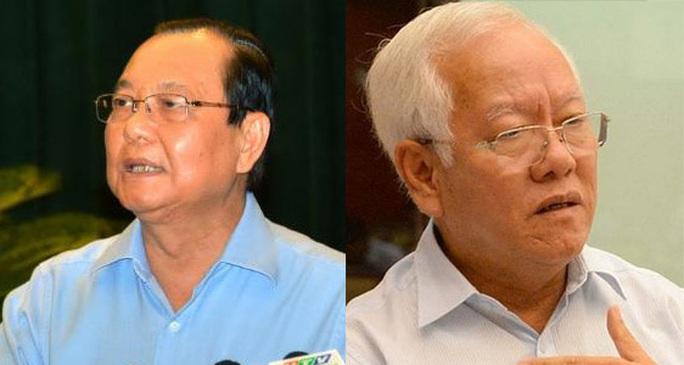 Xem xét kỷ luật một số cựu lãnh đạo TP HCM - Ảnh 1.