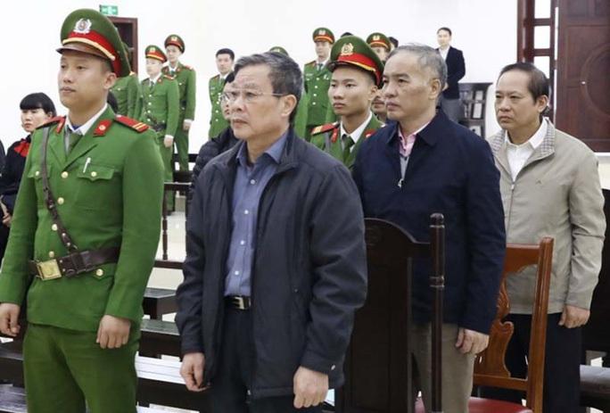 Nguyên Bộ trưởng TT-TT Nguyễn Bắc Son kháng cáo - Ảnh 1.