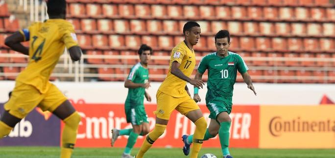 Tuyển Úc bị chia điểm đáng tiếc trong ngày ra quân VCK U23 châu Á 2020 - Ảnh 3.