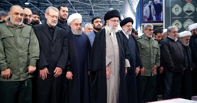 """Iran bàn """"13 kịch bản trả thù"""", cảnh báo Mỹ về """"ác mộng lịch sử"""" - Ảnh 2."""